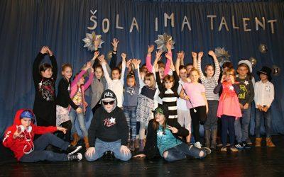 Uspešna zgodba »Šola ima talent 2017«