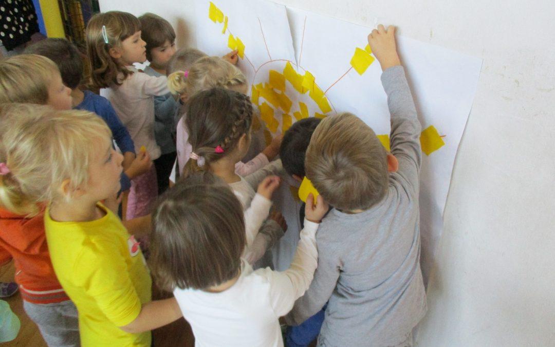 Teden otroka v vrtcu Renče (2.10. – 6.10.2017)
