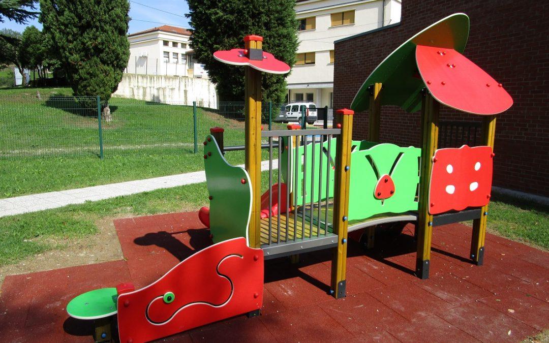 Novo igralo v vrtcu Bukovica